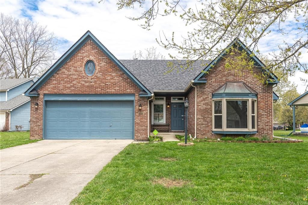 1645 PARK TERRACE Court, Indianapolis, IN 46229 - #: 21703461