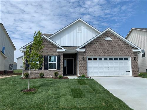 Photo of 9720 April Rose Drive, Fishers, IN 46040 (MLS # 21688462)
