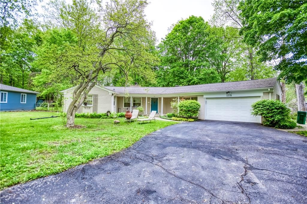 2510 West 79th Street, Indianapolis, IN 46268 - #: 21711463