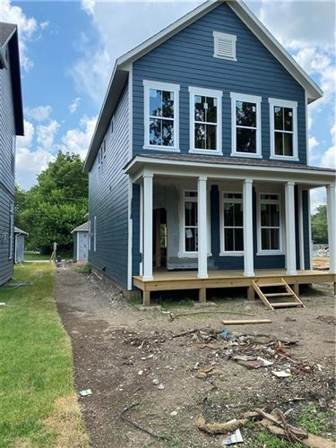 Photo of 2047 Winthrop Avenue, Indianapolis, IN 46202 (MLS # 21711464)