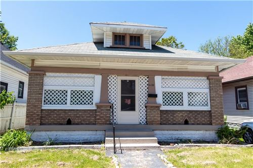 Photo of 1122 King Avenue, Indianapolis, IN 46222 (MLS # 21715464)