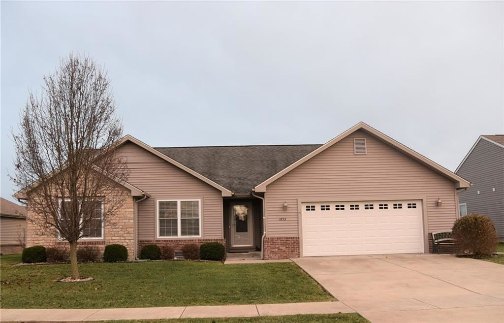 1893 Buckthorn Drive, Columbus, IN 47201 - #: 21686464