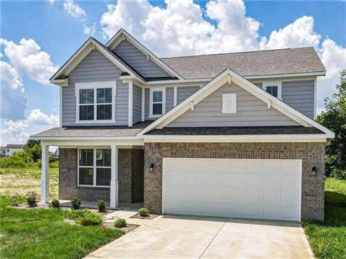 Photo of 1506 North Salem Court, Greenfield, IN 46140 (MLS # 21712465)