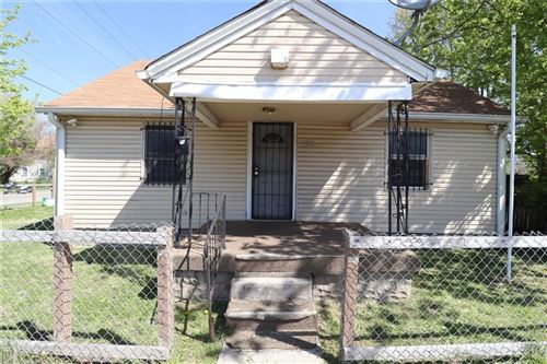 Photo of 1302 East 25th Street, Indianapolis, IN 46205 (MLS # 21781465)