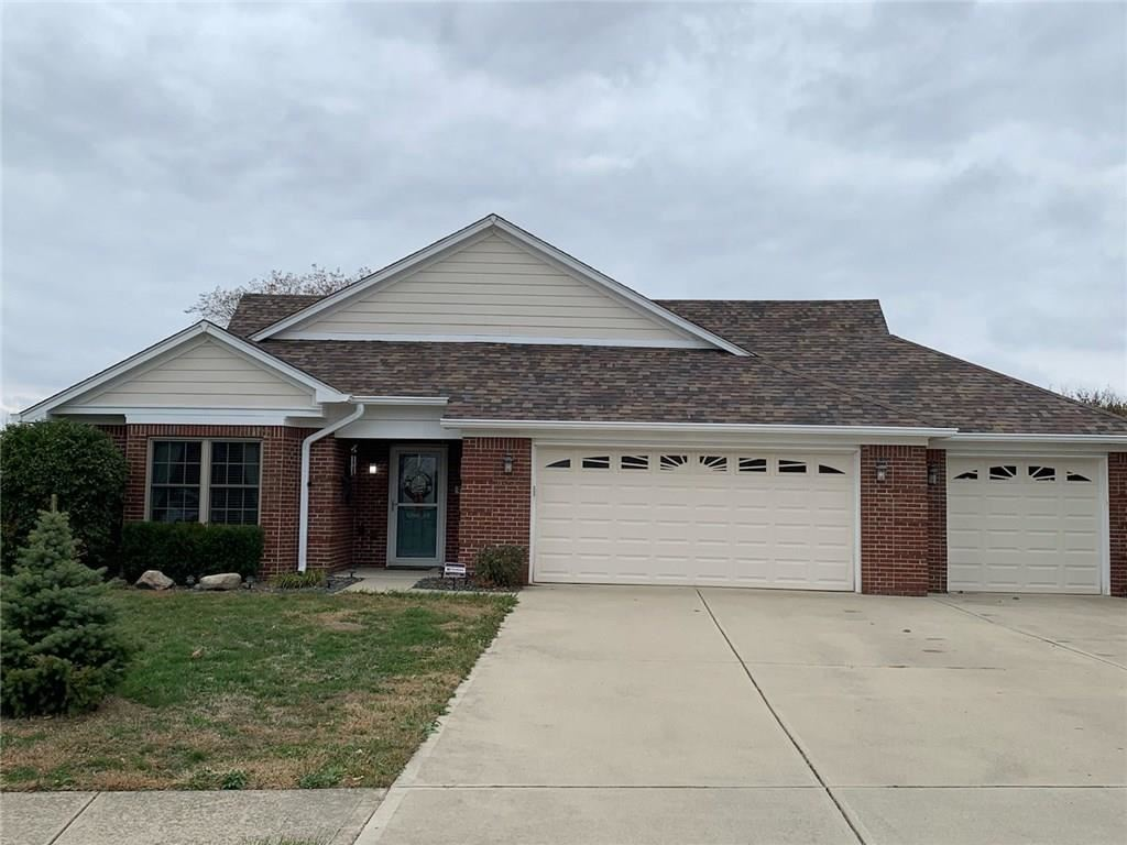 1556 North Manchester Drive, Greenfield, IN 46140 - #: 21679465