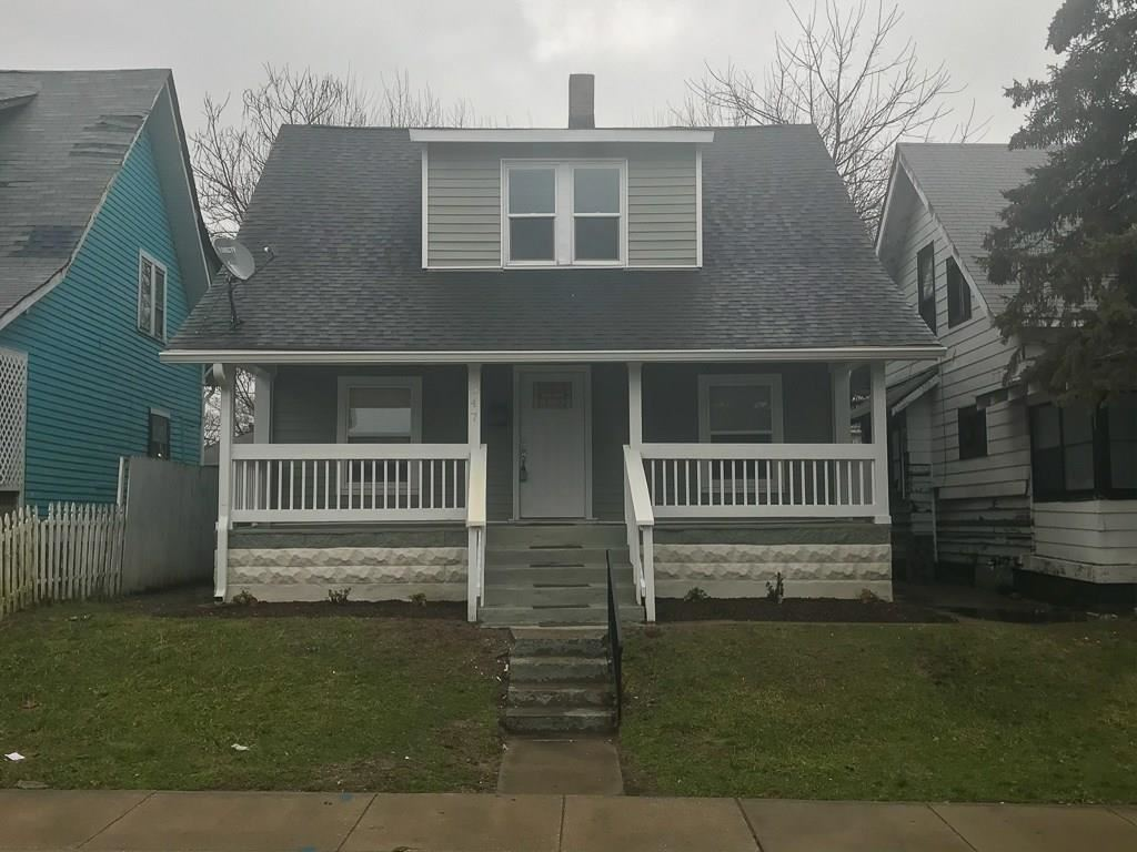 547 North Parker Avenue, Indianapolis, IN 46201 - #: 21687465