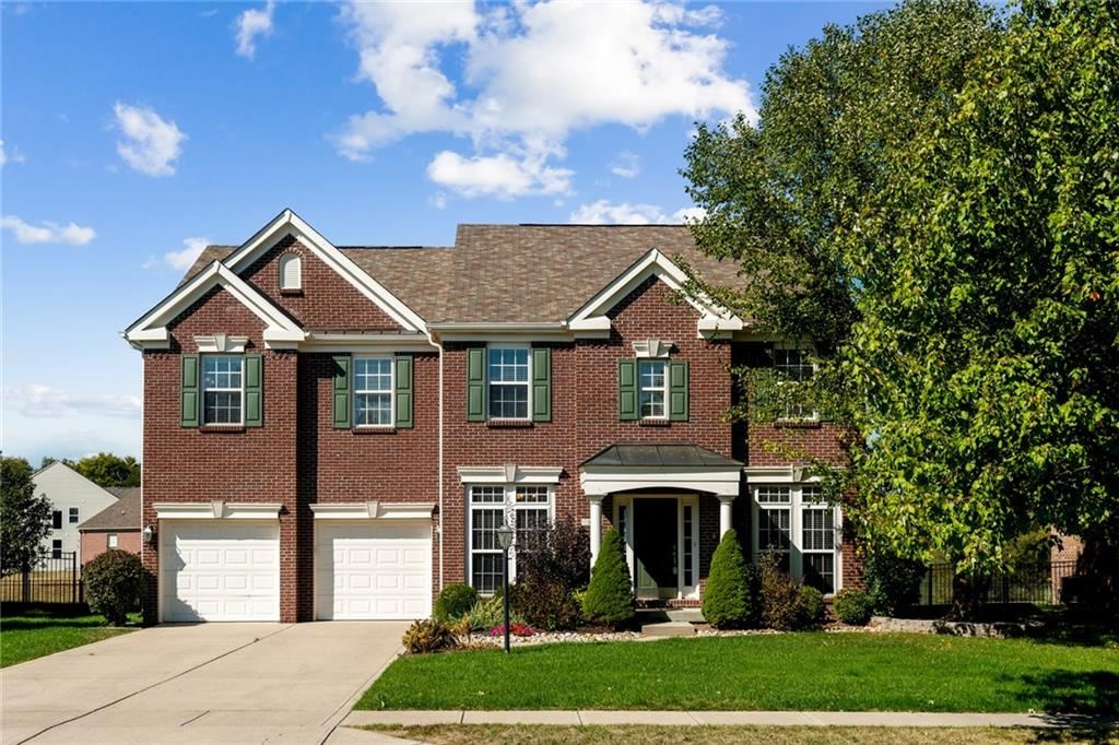 312 Entrance Hall View, Greenwood, IN 46142 - #: 21743466