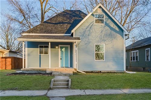 Photo of 1342 South 9th Street, Noblesville, IN 46060 (MLS # 21690467)