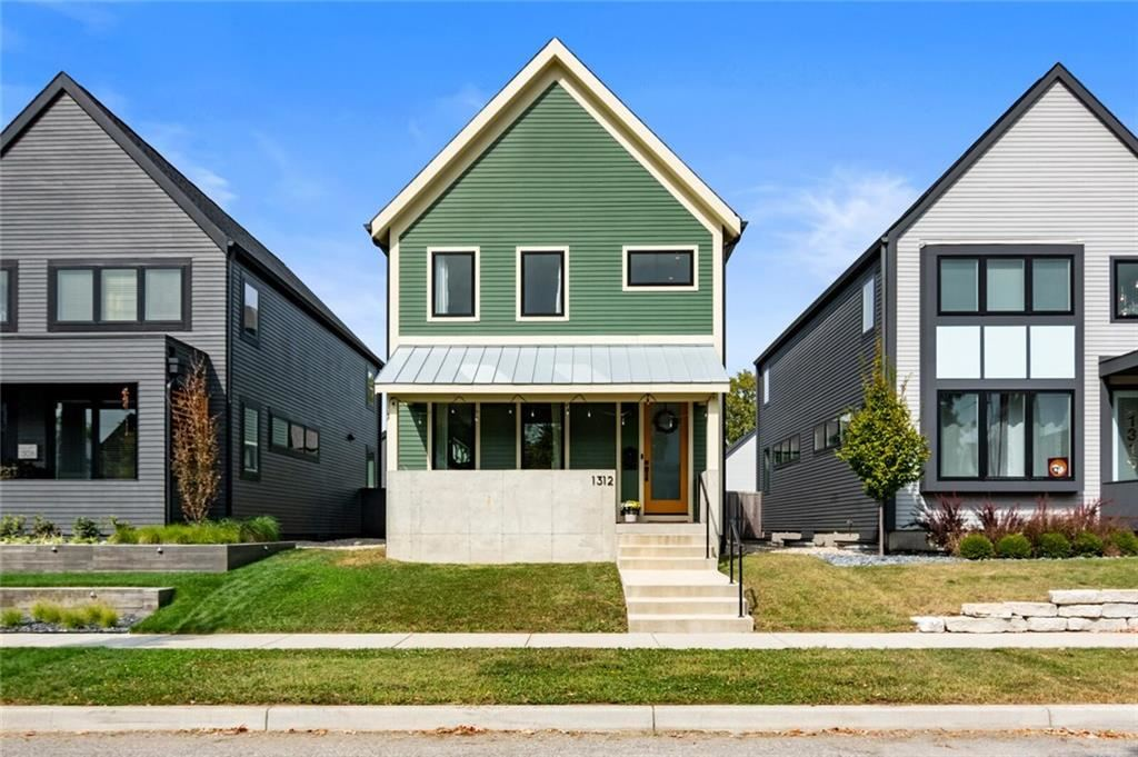1312 Marlowe Avenue, Indianapolis, IN 46202 - #: 21740467
