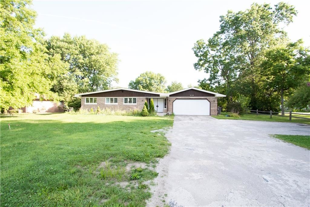 318 East SOUTHPORT Road, Indianapolis, IN 46227 - #: 21644468