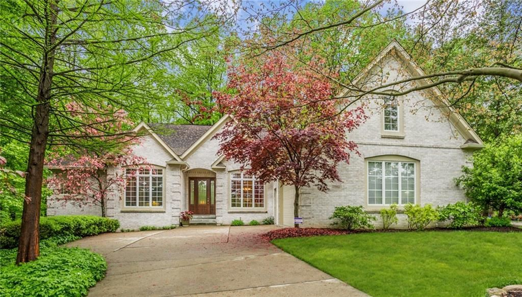 7982 Preservation Drive, Indianapolis, IN 46278 - #: 21711468