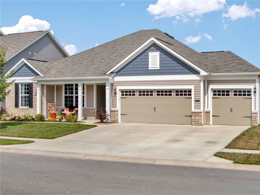 Photo of 5374 Aster Drive, Plainfield, IN 46168 (MLS # 21740468)