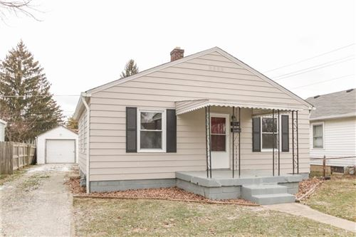 Photo of 1954 North BOSART Avenue, Indianapolis, IN 46218 (MLS # 21690469)