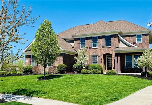 Photo of 14662 Woodstone Circle, Fishers, IN 46037 (MLS # 21730469)