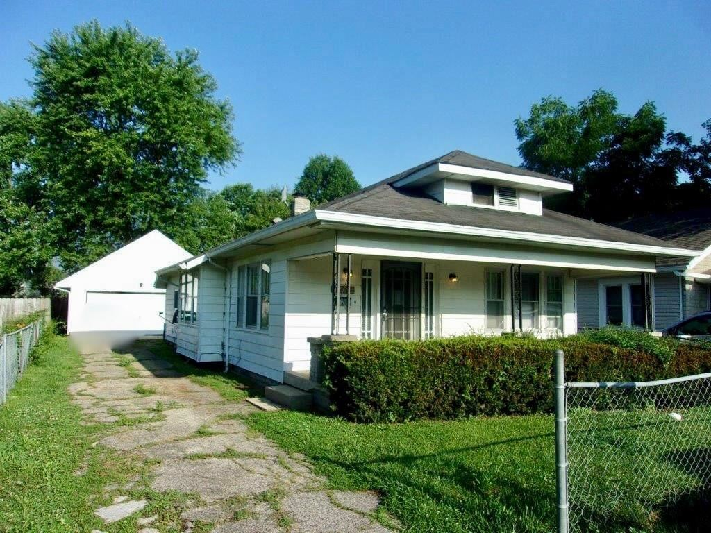 510 WOODROW Avenue, Indianapolis, IN 46241 - #: 21765469