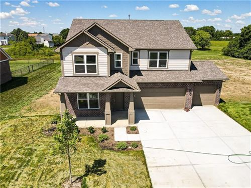 Photo of 1486 North Salem Court, Greenfield, IN 46140 (MLS # 21712470)
