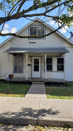 Photo of 1711 Ringgold Avenue, Indianapolis, IN 46203 (MLS # 21821470)