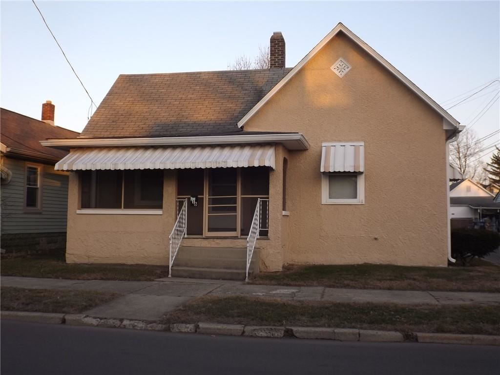 718 South Tompkins Street, Shelbyville, IN 46176 - #: 21760470
