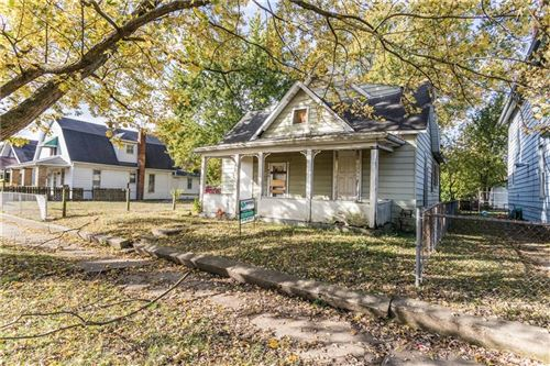Photo of 956 North Ewing Street, Indianapolis, IN 46201 (MLS # 21748472)