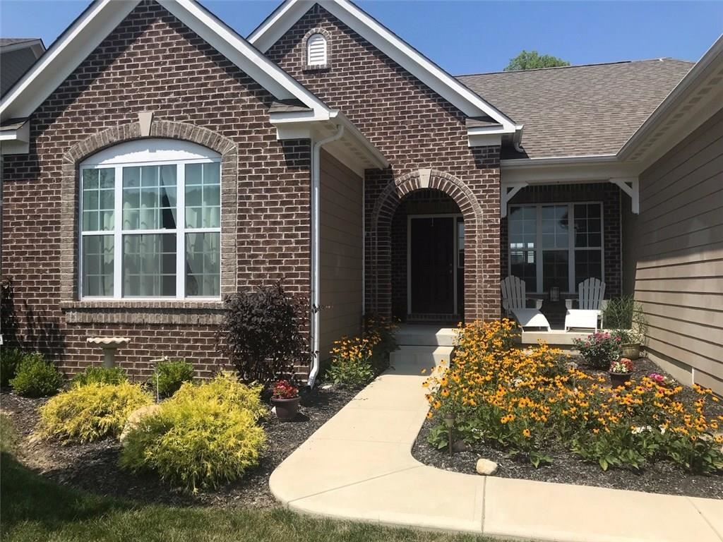 4892 Waterhaven Drive, Noblesville, IN 46062 - #: 21694472