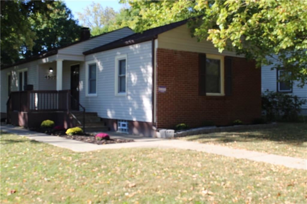 4507 East 19th Street, Indianapolis, IN 46218 - #: 21721472