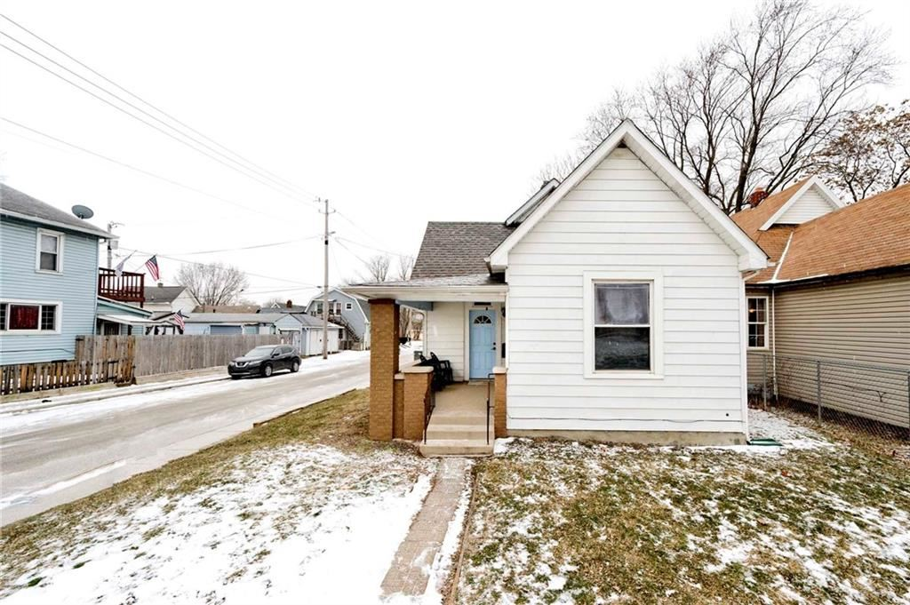 1822 South Talbott Street, Indianapolis, IN 46225 - #: 21765472