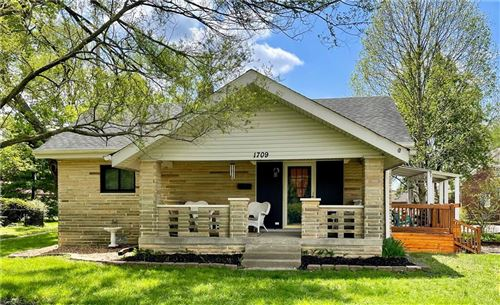 Photo of 1709 East Loretta Drive, Indianapolis, IN 46227 (MLS # 21783473)