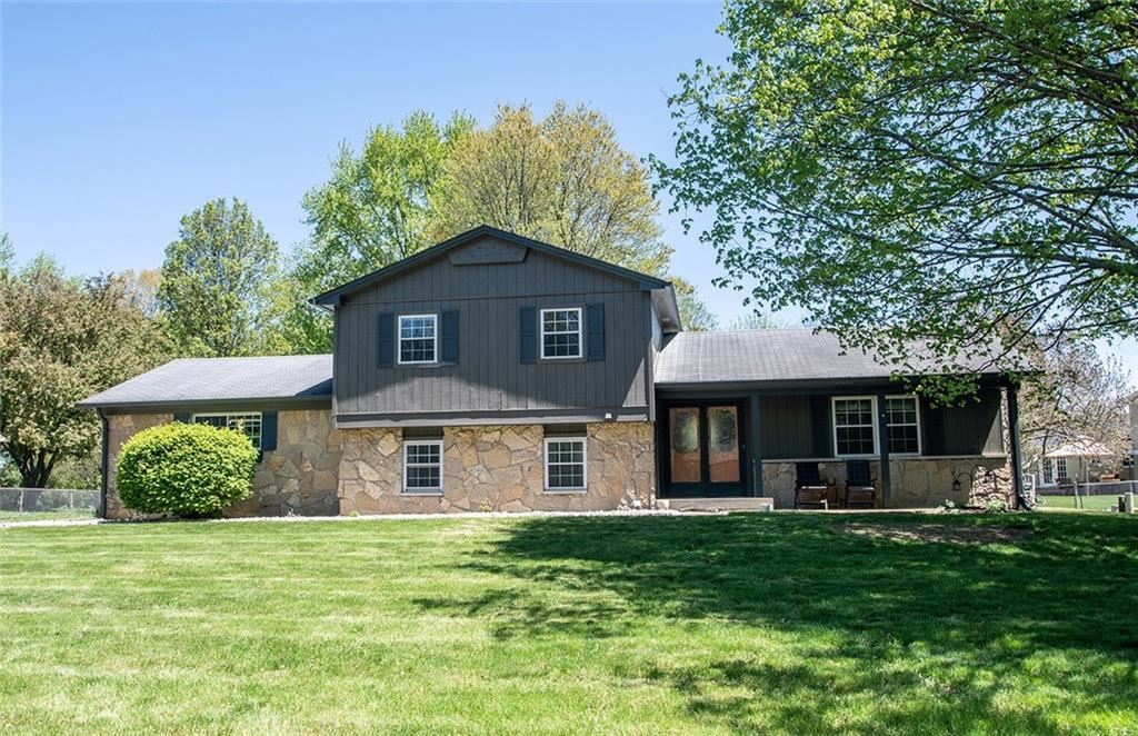 847 Balroyal Court, Indianapolis, IN 46234 - #: 21707473