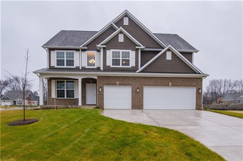 Photo of 4779 Harris Place, Greenwood, IN 46142 (MLS # 21635474)