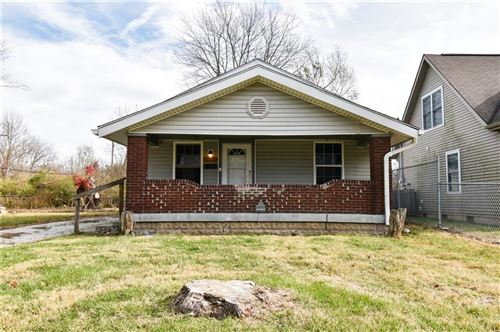 Photo of 3345 SCHOFIELD Avenue, Indianapolis, IN 46218 (MLS # 21754474)
