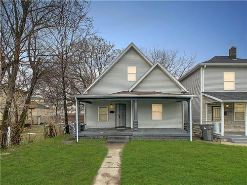 Photo of 546 West 26th Street, Indianapolis, IN 46208 (MLS # 21703475)