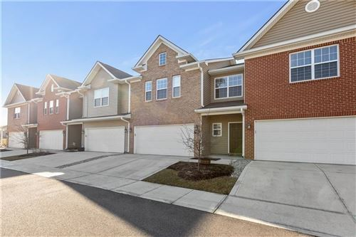 Photo of 11436 Mossy Court #101, Fishers, IN 46037 (MLS # 21819475)