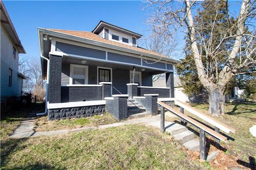 Photo of 1946 Holloway Avenue, Indianapolis, IN 46218 (MLS # 21690477)