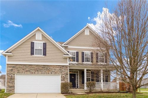 Photo of 6121 Golden Eagle Drive, Zionsville, IN 46077 (MLS # 21700477)