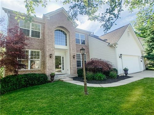 Photo of 13854 Barberry Court, Carmel, IN 46033 (MLS # 21712477)