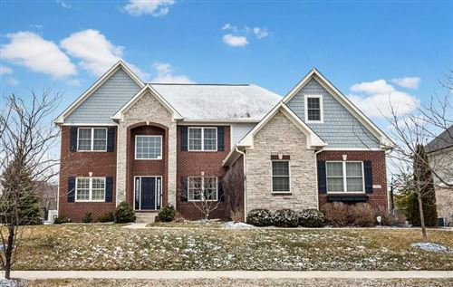 Photo of 10222 Timberstone Drive, Fishers, IN 46040 (MLS # 21759477)