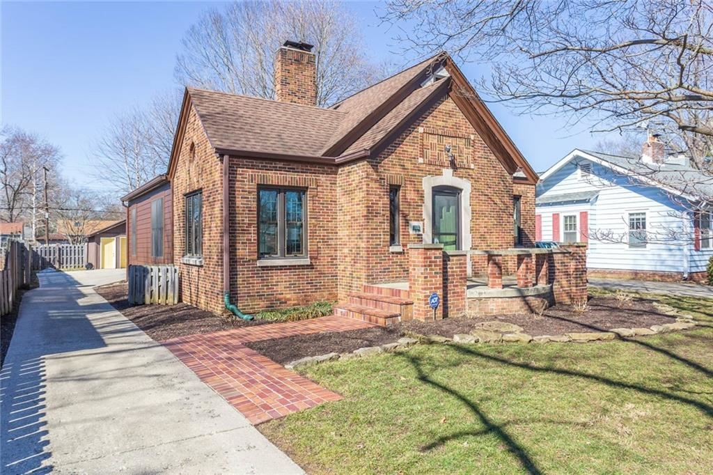 6464 Broadway Street, Indianapolis, IN 46220 - #: 21769477