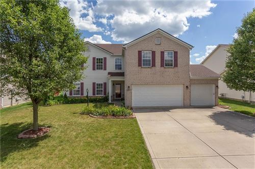 Photo of 11925 Geyser Court, Fishers, IN 46038 (MLS # 21791478)