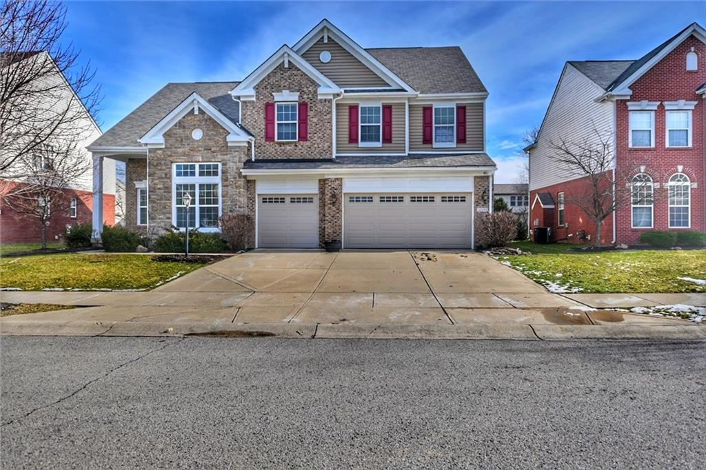 12297 Enmore Park, Fishers, IN 46037 - #: 21695478