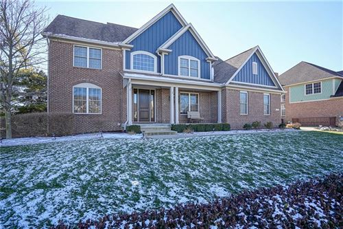 Photo of 13675 Alston Drive, Fishers, IN 46037 (MLS # 21761479)