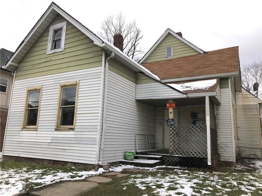 1614 South East Street, Indianapolis, IN 46225 - #: 21697479