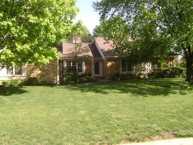 4418 West Hunters Ridge Lane, Greenwood, IN 46143 - #: 21699480