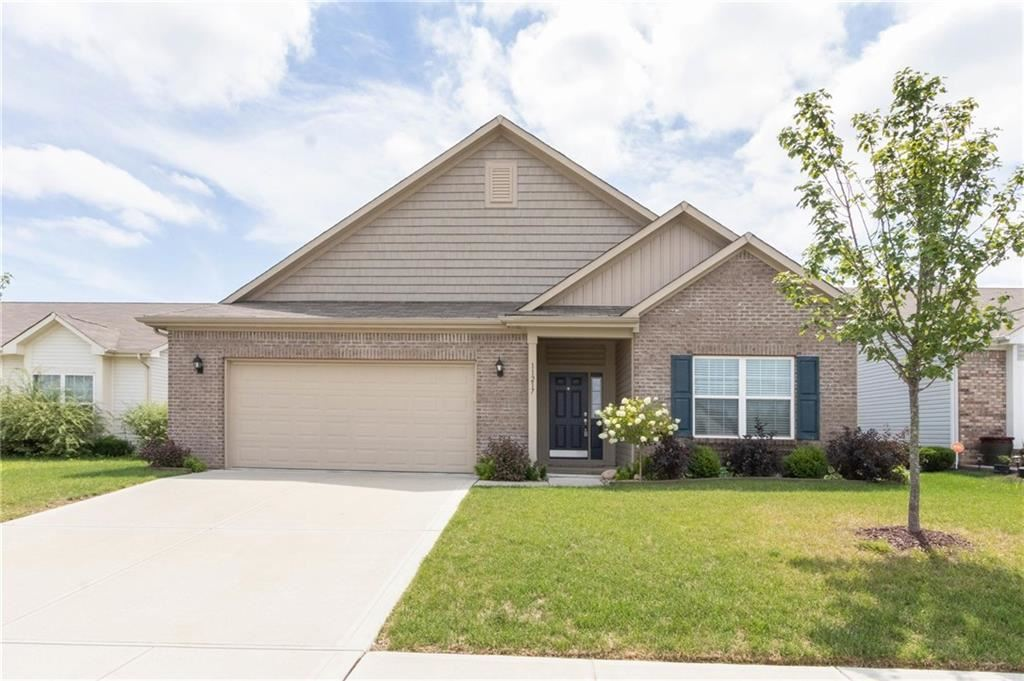 11217 SEABISCUIT Drive, Noblesville, IN 46060 - #: 21710480