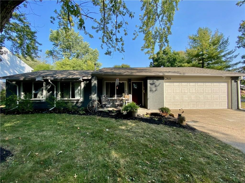 7631 Miracle Road, Indianapolis, IN 46237 - #: 21742480