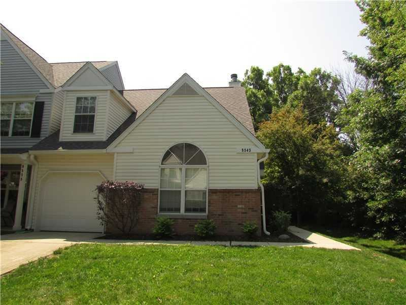 Photo of 9545 Thradd Street, Fishers, IN 46038 (MLS # 21700481)