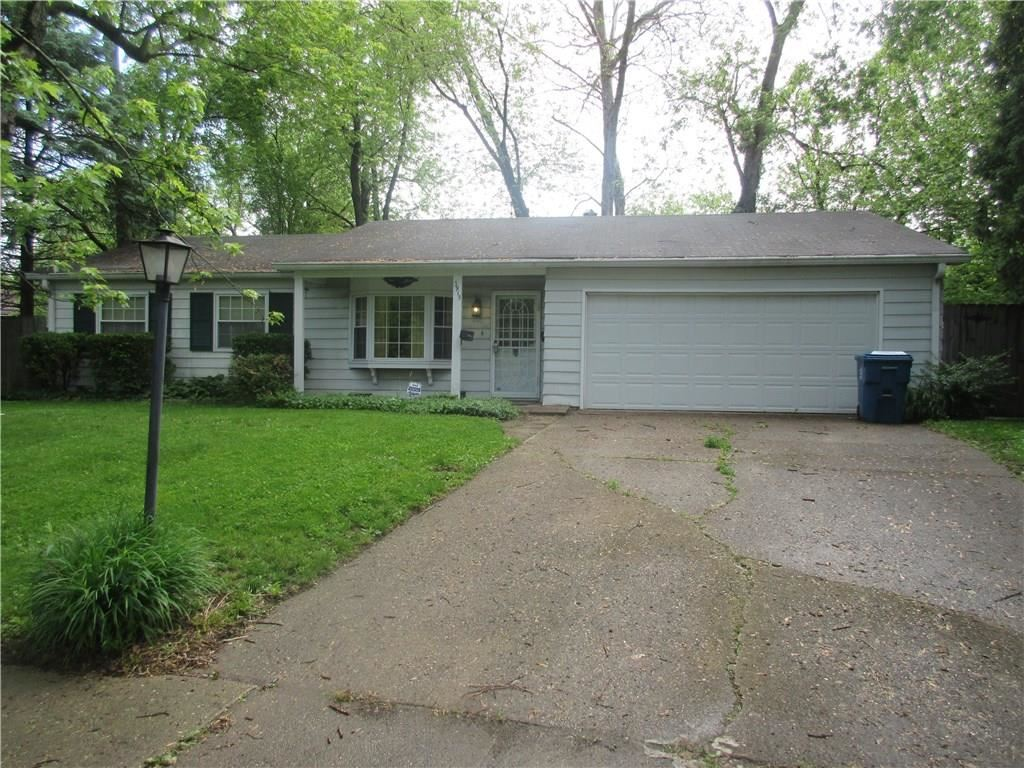 3915 Richelieu Court, Indianapolis, IN 46226 - #: 21712481