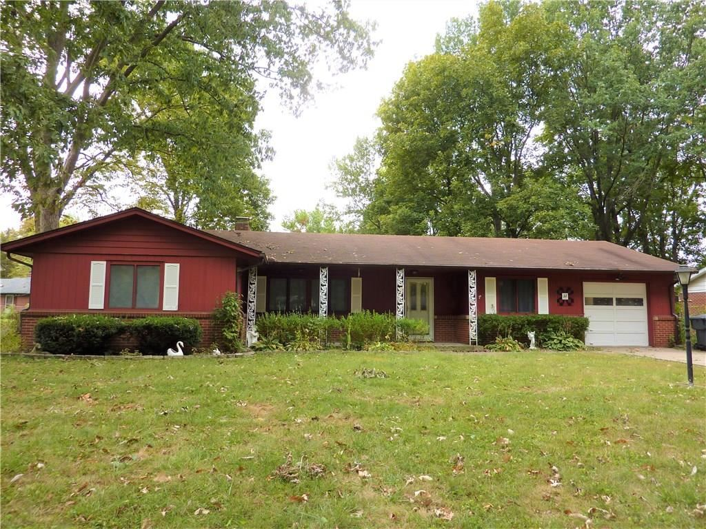 2901 GREENBRIAR Road, Anderson, IN 46011 - #: 21744481