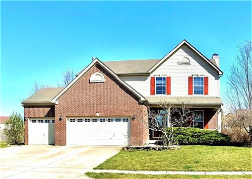 Photo of 1633 Cottongrass Drive, Brownsburg, IN 46112 (MLS # 21773482)