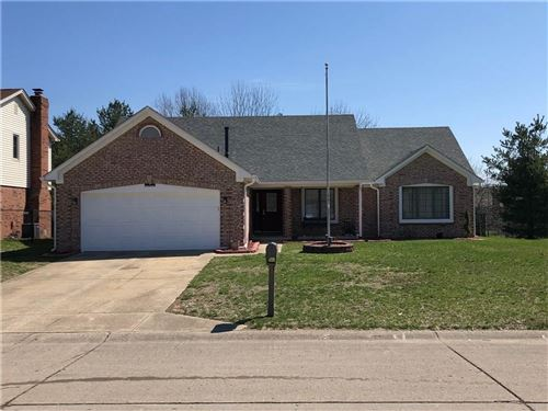 Photo of 8633 Gallant Fox Drive, Indianapolis, IN 46217 (MLS # 21681483)