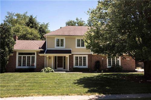 Photo of 1843 Arrowwood Drive, Carmel, IN 46033 (MLS # 21719483)